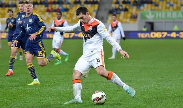Тарас Степаненко, фото football.ua