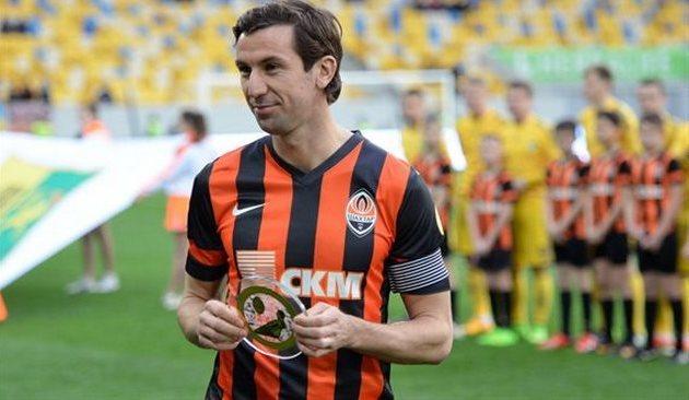 Дарио Срна, фото БОГДАНа ЗАЯЦа, Football.ua