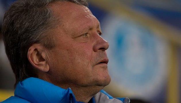 Мирон Маркевич, фото СТАНИСЛАВа ВЕДМИДя, Football.ua