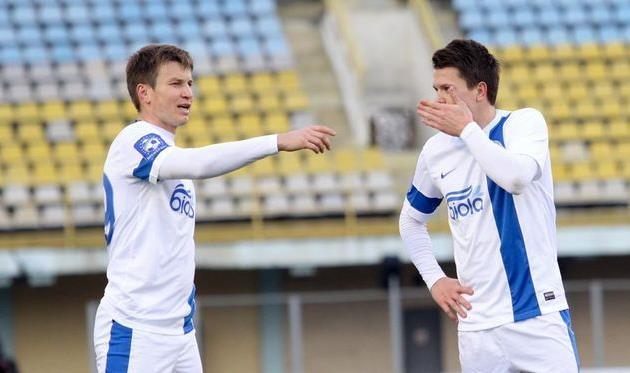 Ротань и Коноплянка, фото О. Дубины, Football.ua