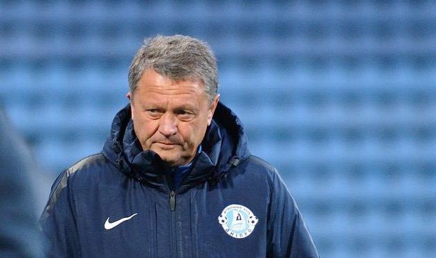 Мирон Маркевич, фото Р.Самохина, Football.ua