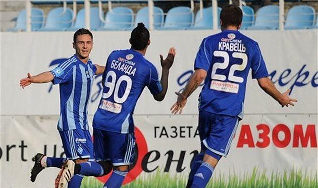 Динамо может встретиться с Днепром в полуфинале, Football.ua