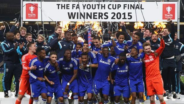 "FA Youth Cup ""Челси"""