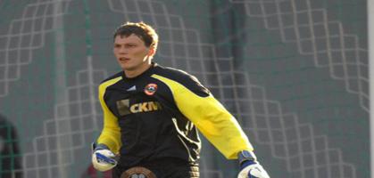 Андрей Пятов, фото uefa.com