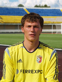 Андрей Пятов, фото vorskla.com.ua