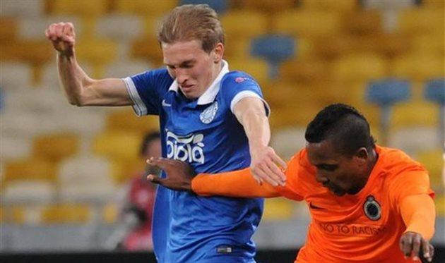 Лучкевич против Брюгге, Football.ua