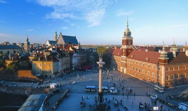 Варшава, progress21.pl