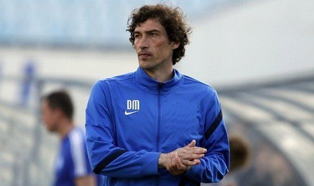 Дмитрий Михайленко, fcdynamo.kiev.ua