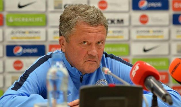 Мирон Маркевич, фото Б. Зайца, Football.ua