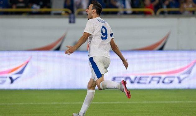 Никола Калинич, Football.ua