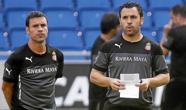 Диего Рибера и Серхио Гонсалес, Эспаньол, Marca.com