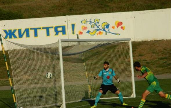 Вчерашние перволиговцы уступают амбициозным дебютантам, фото В.Кифенко, fc-ap.com.ua