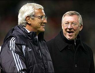 Старые друзья, фото bbc.co.uk