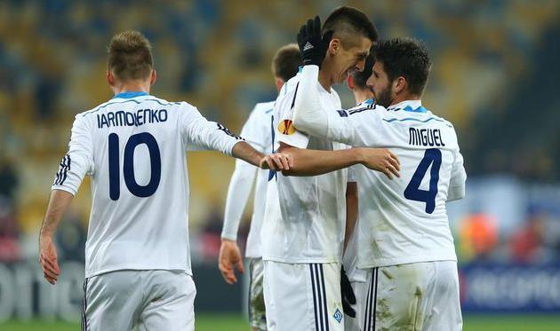 Динамо возвращается в Лигу чемпионов, фото Football.ua