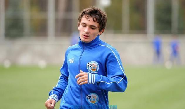Владимир Танчик, football.ua