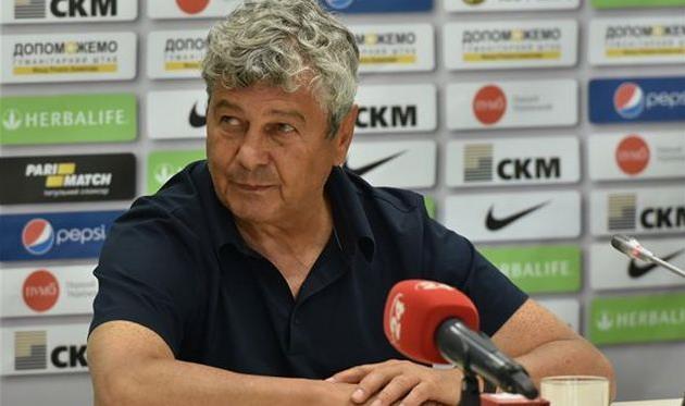 Мирча Луческу, Фото Богдана Зайца, Football.ua