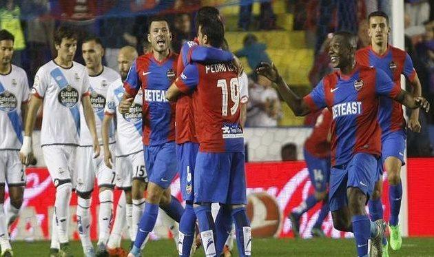 Только что забил Камараса, La Liga