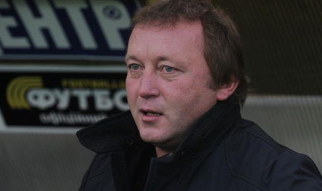 Владимир Шаран, Football.ua