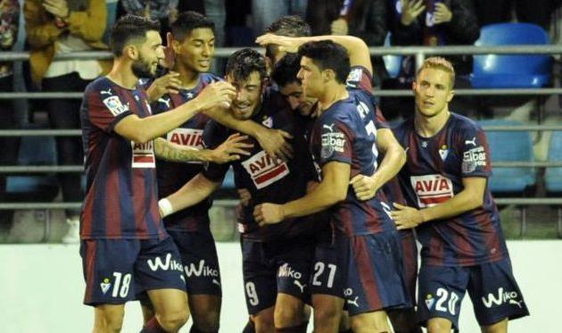 Эйбар, La Liga