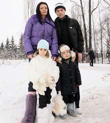 Семейство Чернатов, prosport.ro