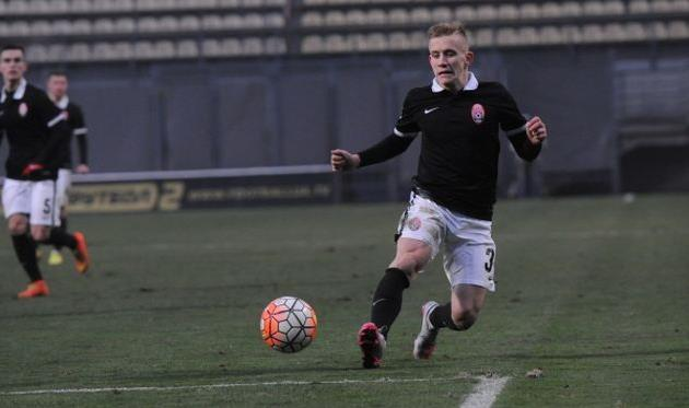 «Динамо» желает приобрести у«Зари» Ивана Петряка