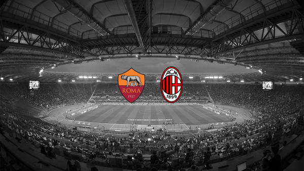 Рома - Милан, asroma.com