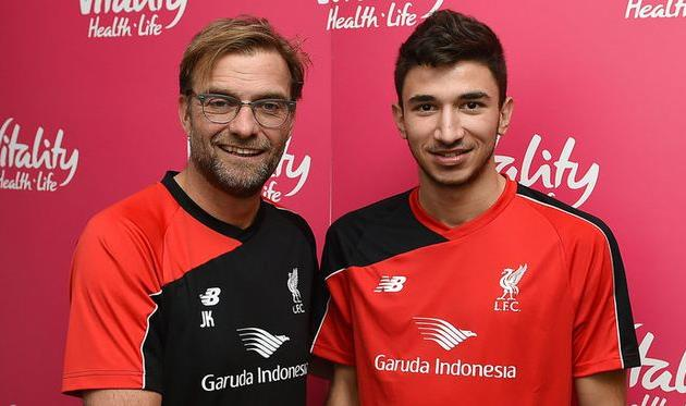 Клопп и Груйич, Sky Sports