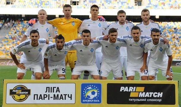 Динамо, Football.ua