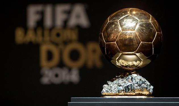 Золотой мяч, Getty Images