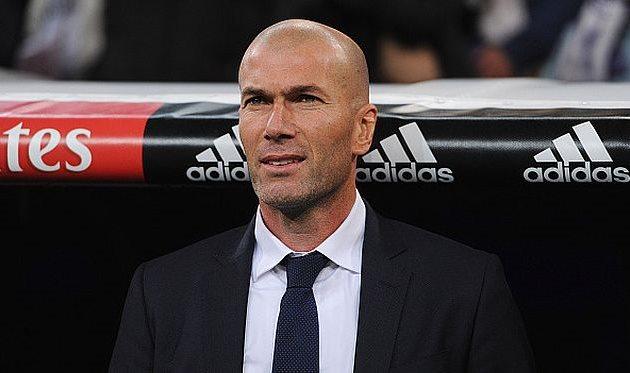 Зинедин Зидан: «Реал» хорошо знаком с давлением, потому что мы всегда фавориты»