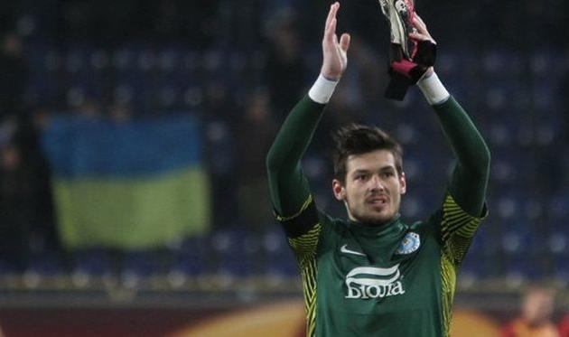 Денис Бойко, Фото Станислава Ведмидя, Football.ua