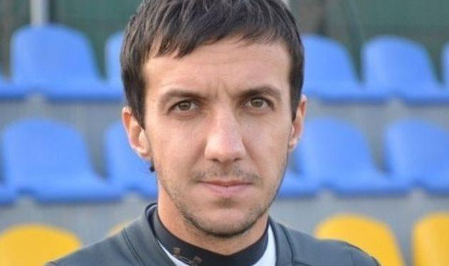 Вячеслав Шарпар, dynamo-kiev.com
