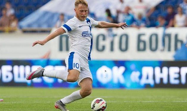 Роман Безус, Фото Станислава Ведмидя, Football.ua