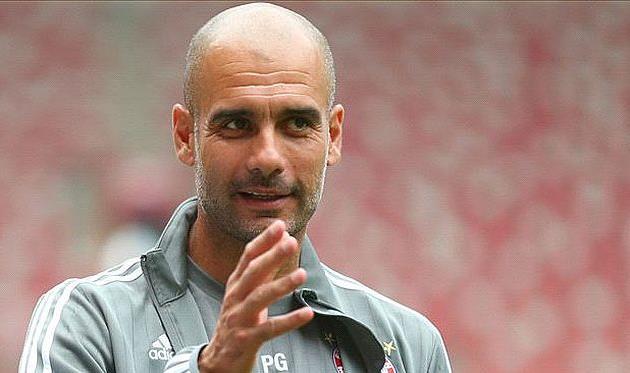Хосеп Гвардиола, goal.com