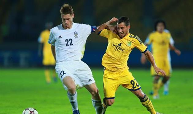 Виталий Лисицкий (слева), фото Романа Шевчука, Football.ua