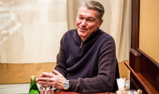Олег Блохин, фото Алены Запорожец
