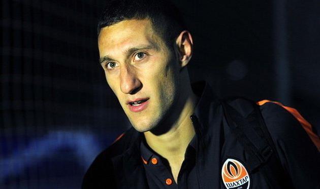 Иван Ордец, ФК Шахтер