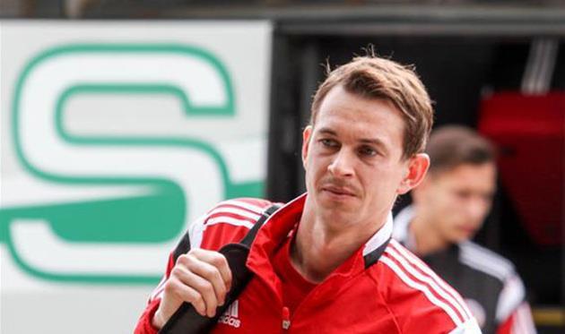 Богдан Шуст, фото Олега Дубины, Football.ua