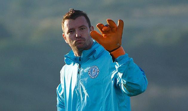 Ян Лаштувка стал одним из главных действующих лиц матча, fcdnipro.ua