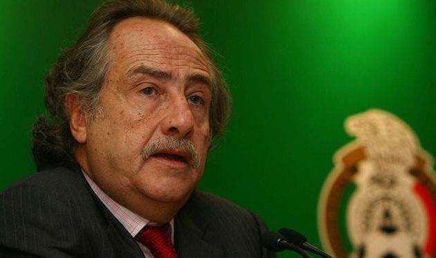 Десио Де Мария, fuerza.com.mx