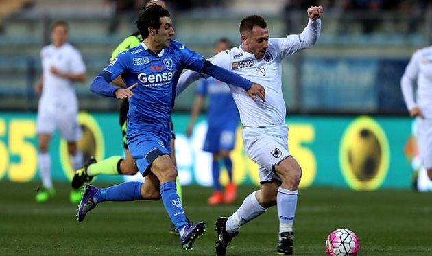Даниэле Кроче против Антонио Кассано, Getty Images