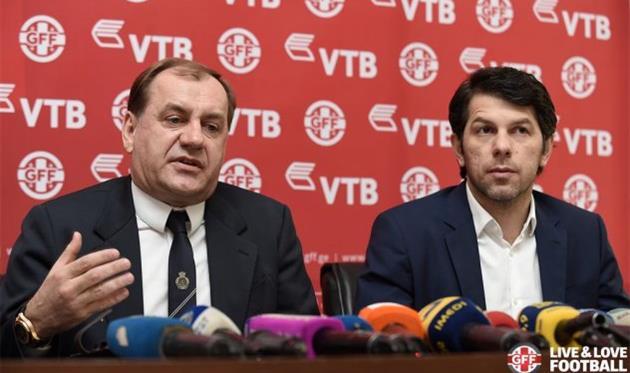 Владимир Вайсс (справа), фото: ФФГ