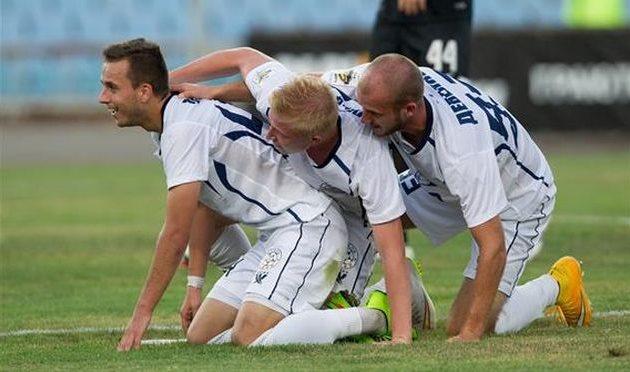 Игроки Стали, фото Станислава Ведмидя, Football.ua