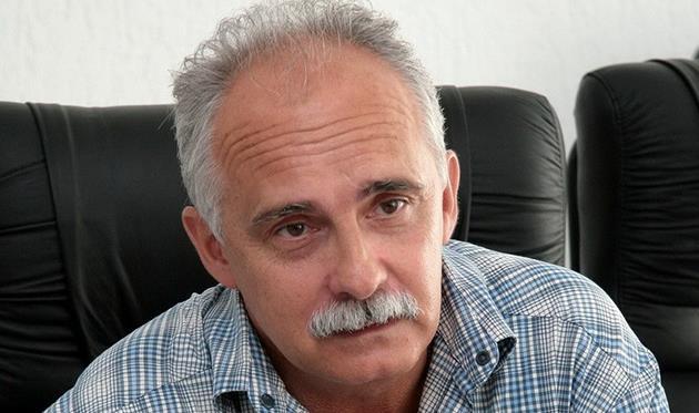 Сергей Рафаилов, zarya-lugansk.com