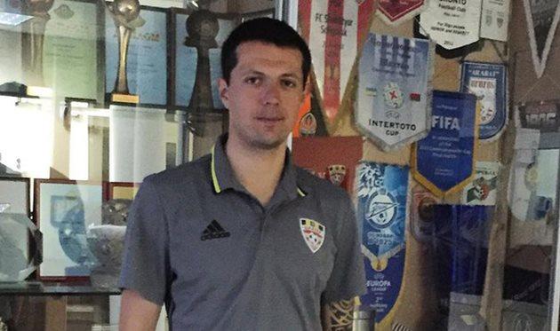 Сергей Рудыка, фото из Инстаграма футболиста