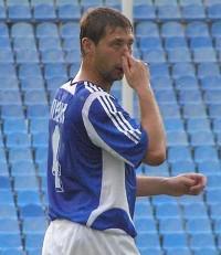 Александр Рыкун стал своим в Харькове