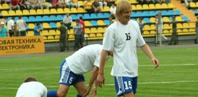 Андрей Гусин отдал сборной 13 лет