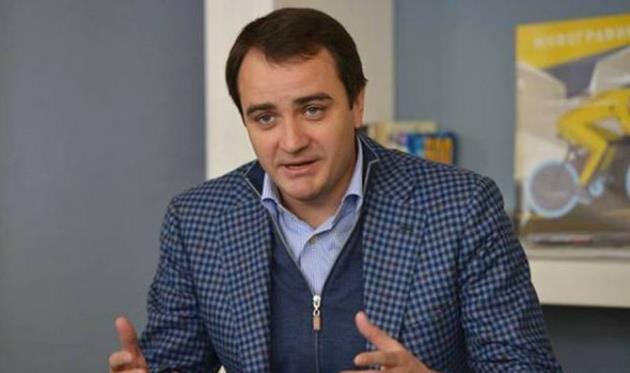 Андрей Павелко, dynamo.kiev.ua