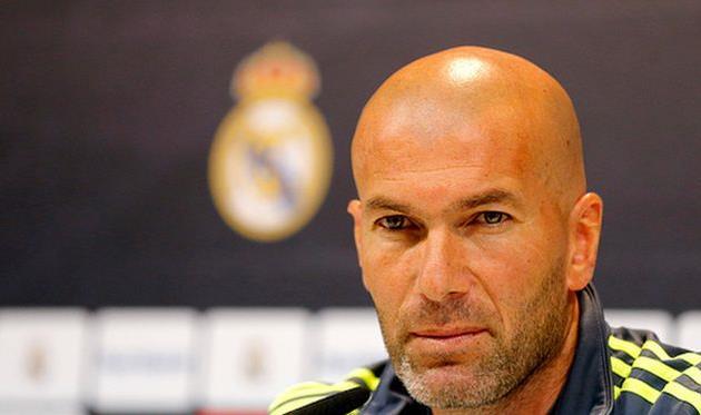 Зидан прокомментировал стартовую победу Реала