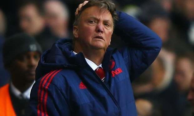 «Манчестер Юнайтед» всё еще участвует вгонке— Ван Гал